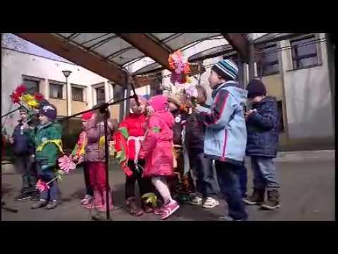 Wkrótce wiosna – śpiewają przedszkolaki z PM 5